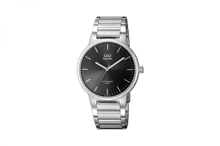 Q&Q Superior S282J212Y Horloge Heren 40 mm