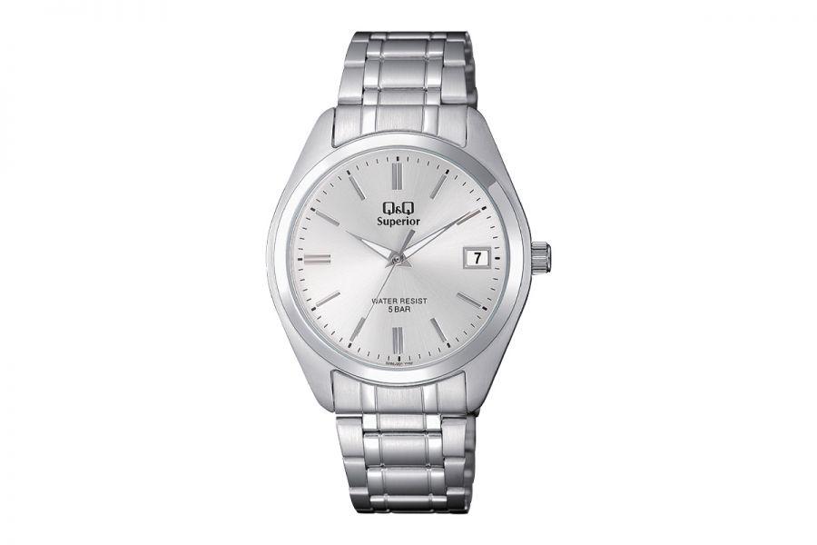 Q&Q Superior S286J201Y Horloge Heren 40 mm