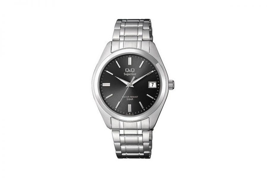 Q&Q Superior S286J202Y Horloge Heren 40 mm