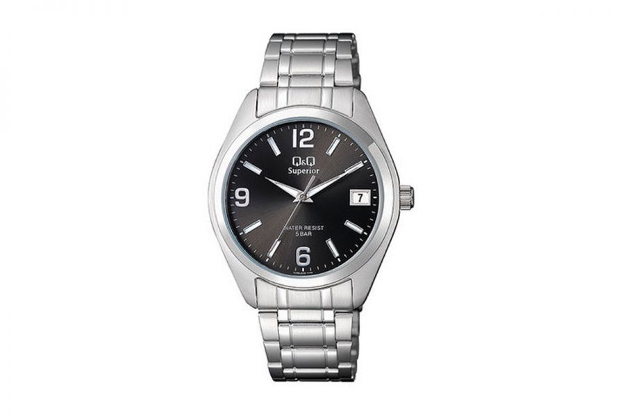 Q&Q Superior S286J205Y Horloge Heren 40 mm