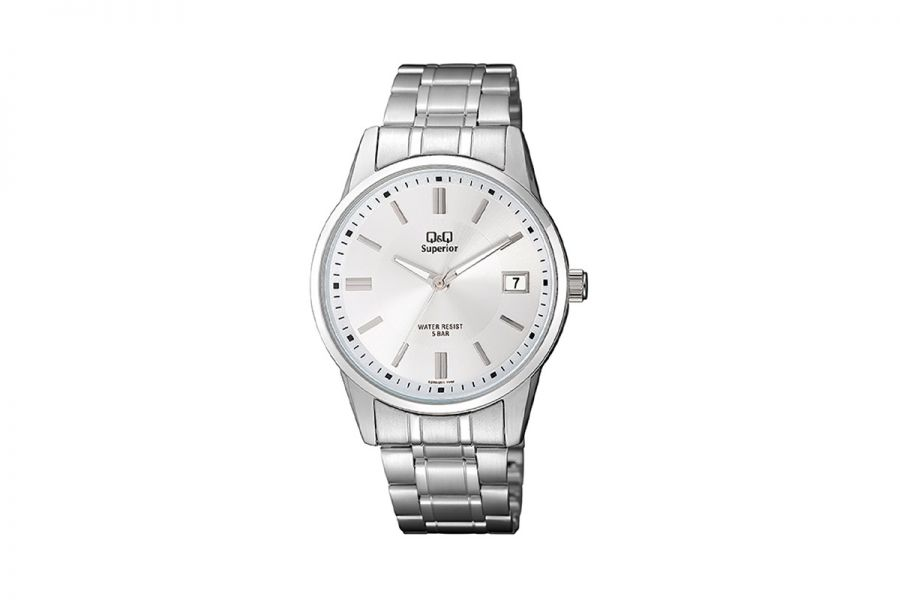 Q&Q Superior S290J201Y Horloge Heren 40 mm