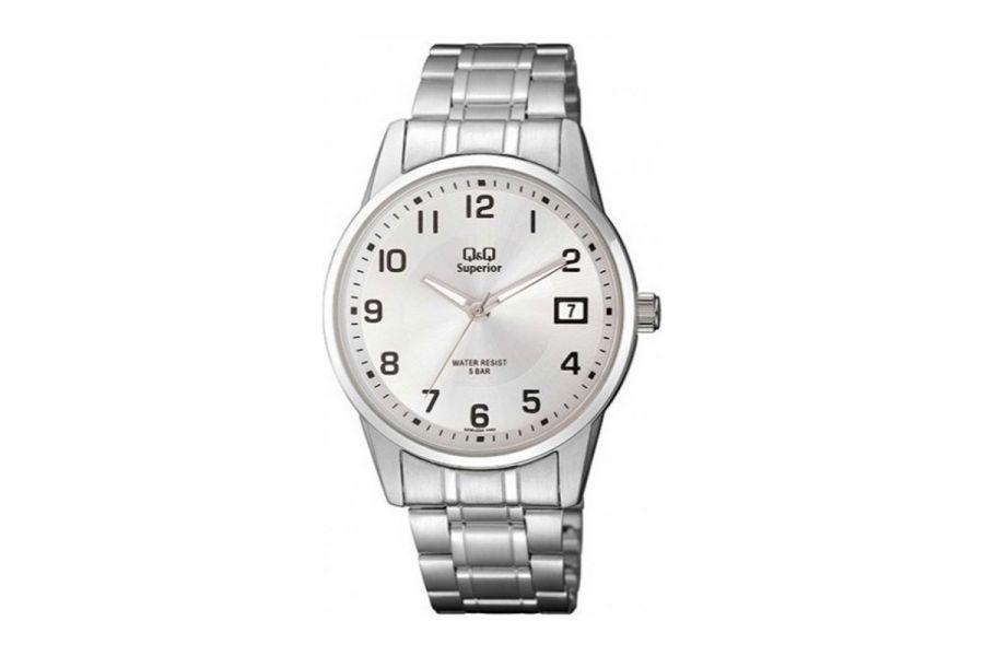 Q&Q Superior S290J204Y Horloge Heren 40 mm