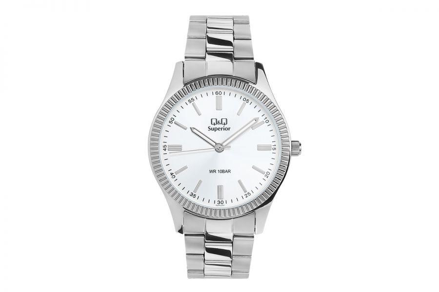 Q&Q Superior S294J201Y Horloge Heren 40 mm
