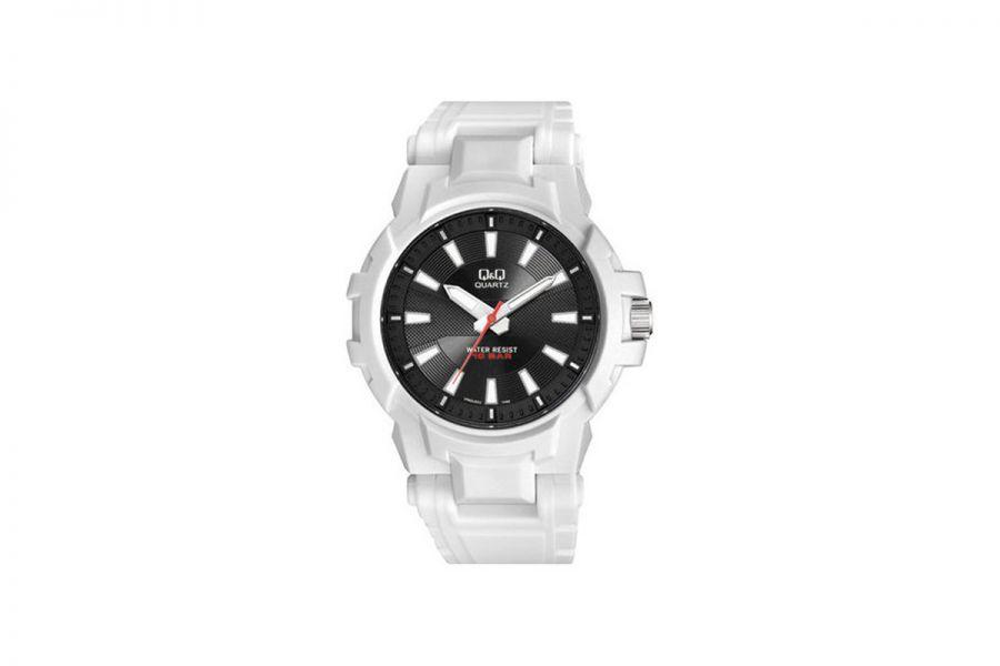 Q&Q Fashion VR62J002Y Horloge Heren 44 mm