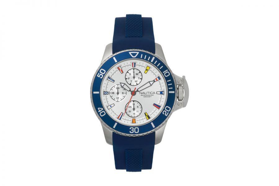 NAUTICA NAPBYS002 Horloge Heren 45mm 10ATM
