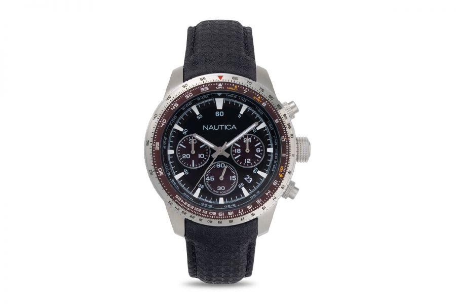 NAUTICA NAPP39001 Horloge Heren 46mm 10ATM