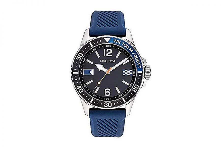 NAUTICA NAPFRB920 Horloge Heren 44mm 10ATM