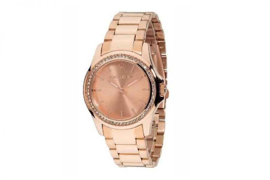 Yves Camani Montpellier YC1091-E Horloge Dames 38mm 3ATM
