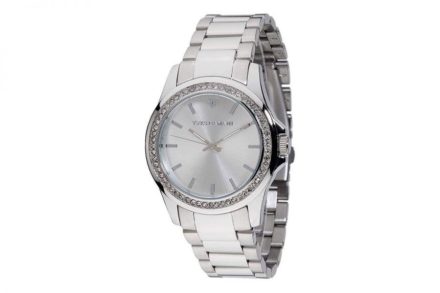 Yves Camani Montpellier YC1091-A Horloge Dames 38mm 3ATM