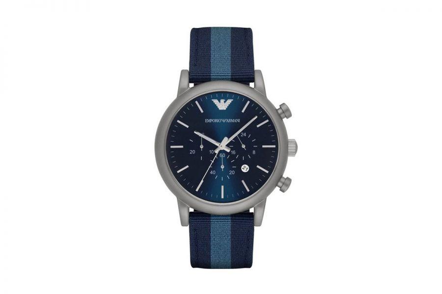 Emporio Armani AR1949 Heren Horloge 46mm 5 ATM