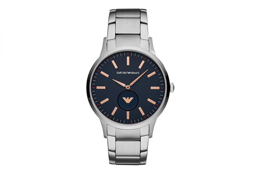 Emporio Armani AR11137 Heren Horloge 43mm 5 ATM