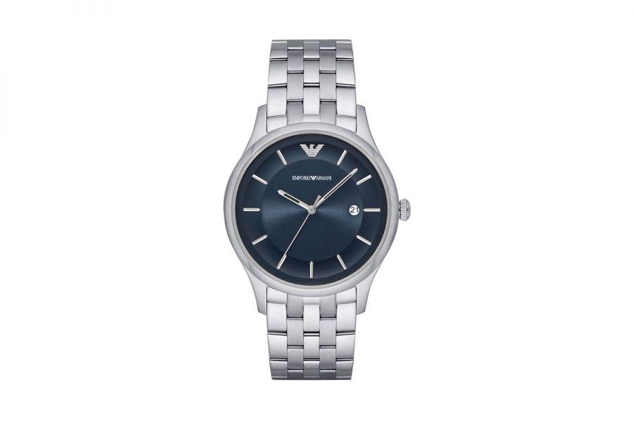 Emporio Armani AR11019 Heren Horloge 43mm 5 ATM