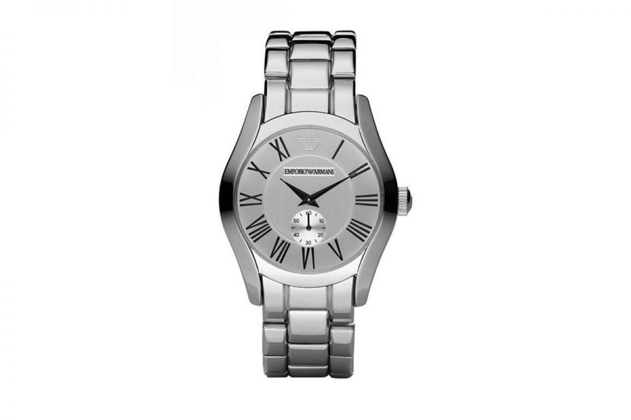 Emporio Armani AR0647 Heren Horloge 43mm 5 ATM