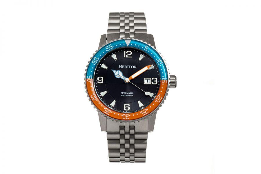 Dagaanbieding - Heritor-Dominic-Diver-Automatics-HERHR9805 dagelijkse koopjes