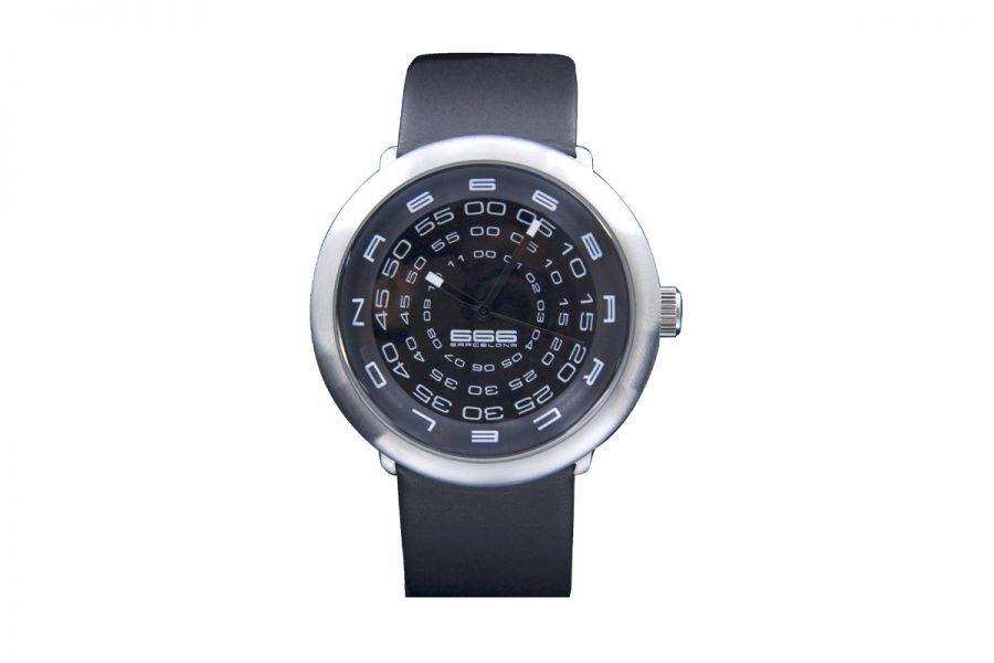 666 Barcelona 666-232 Horloge Heren 43 mm 10 ATM