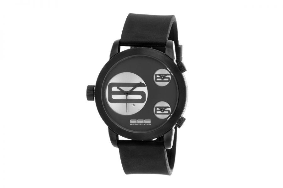 666 Barcelona 666-340 Horloge Heren 47 mm 3 ATM