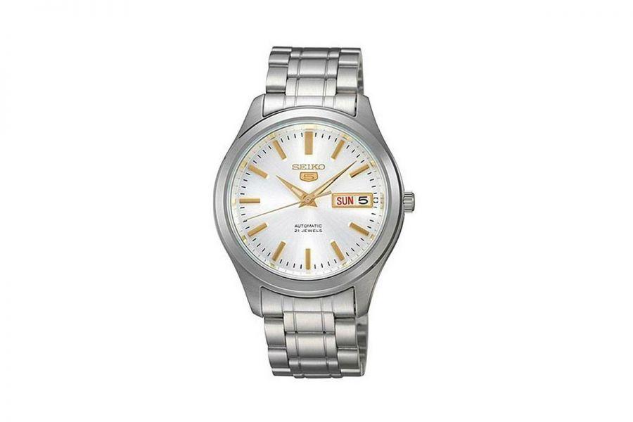 Seiko 5 Horloge Heren SNKM43K1 37mm