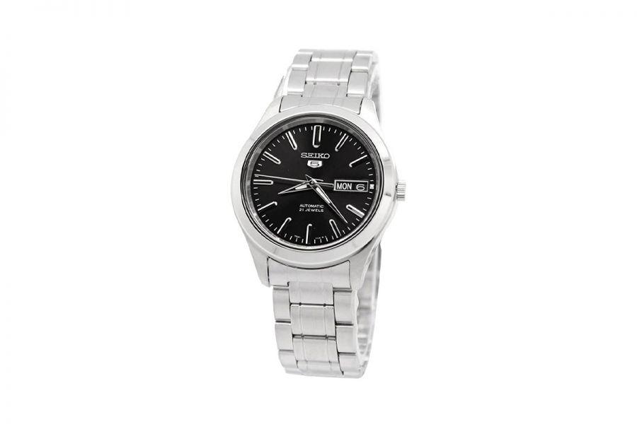 Seiko 5 SNKM47K1 Heren Horloge 37mm