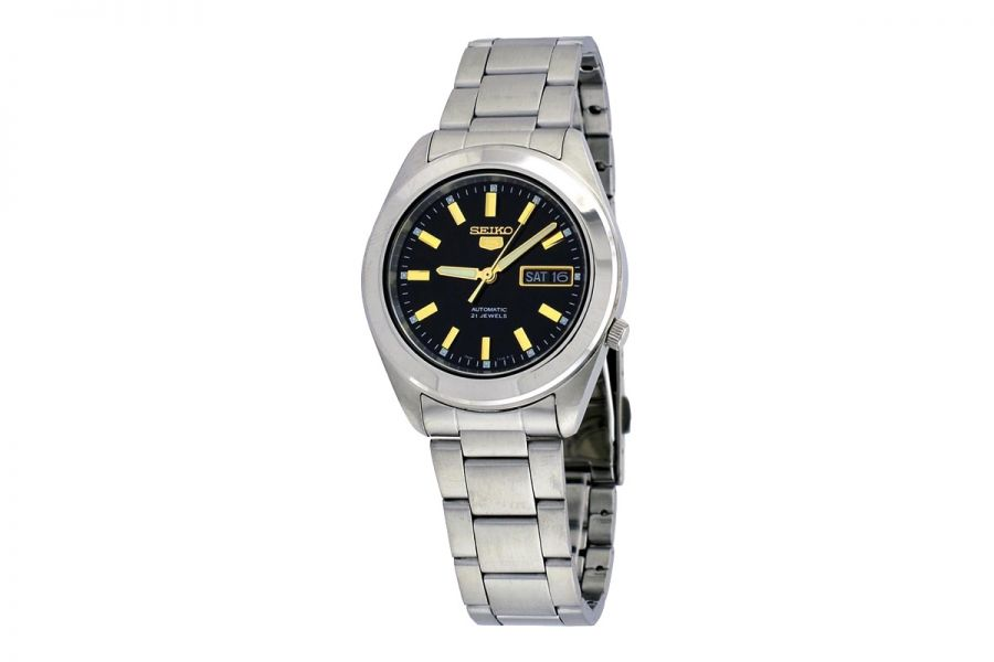 Seiko 5 SNKM67K1 Heren Horloge 40mm
