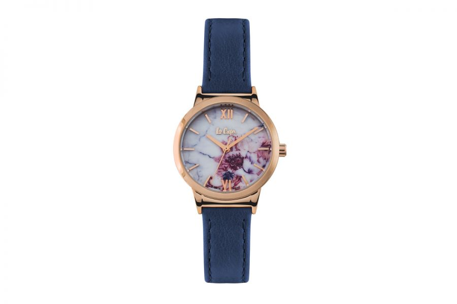 Lee Cooper LC06665.439 Dames Horloge 30mm