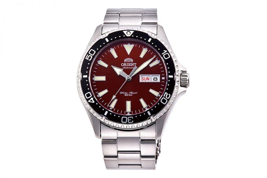 Orient Watch RA-AA0003R19B Men Silver 42mm 20 ATM
