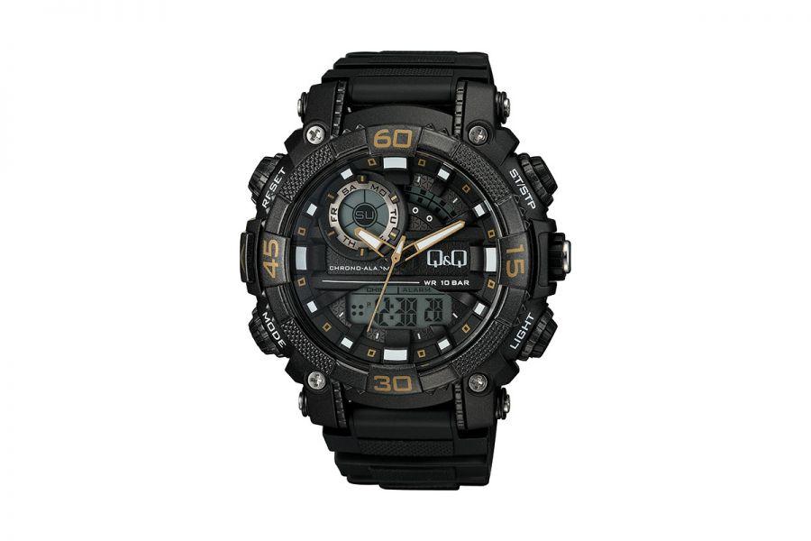 Q&Q Horloge Heren GW87J013Y 52mm 10 ATM