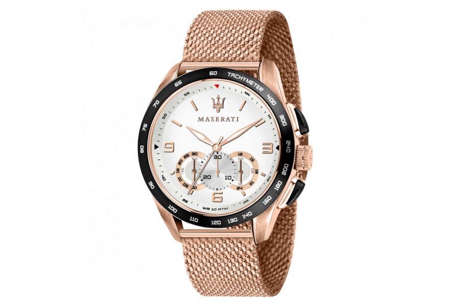 Maserati R8873612011 Heren Horloge 45mm 10ATM