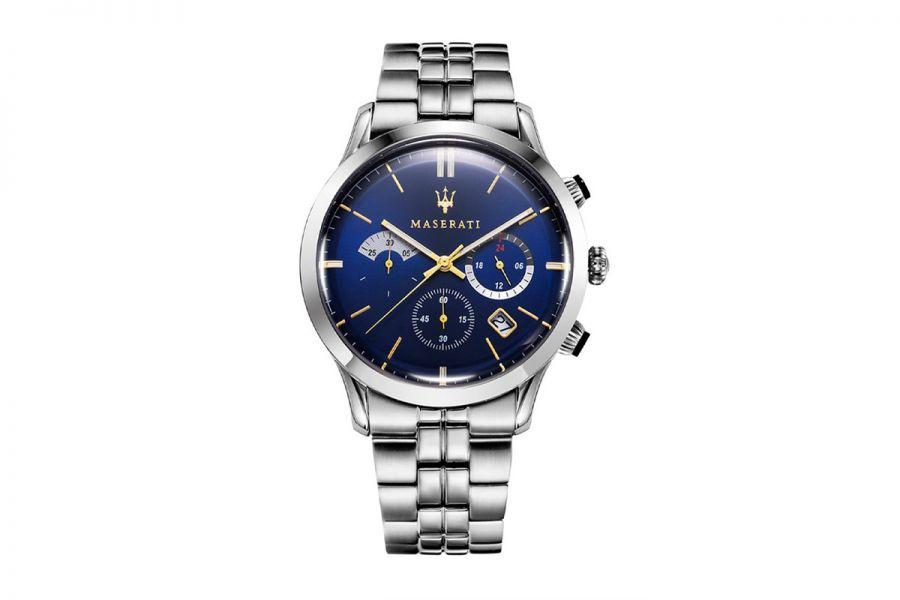 Maserati R8873633001 Heren Horloge 42mm 5ATM