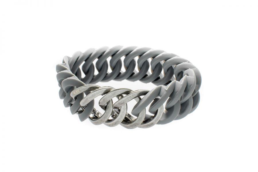 The Rubz Sieraden  100460 Dames Armband 25 MM X 17 CM
