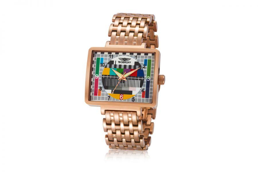 Bobroff BF0035 Dames Horloge 36MM 5ATM