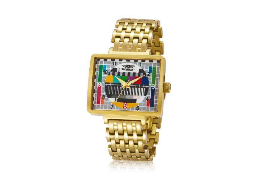 Bobroff BF0036 Dames Horloge 36MM 5ATM