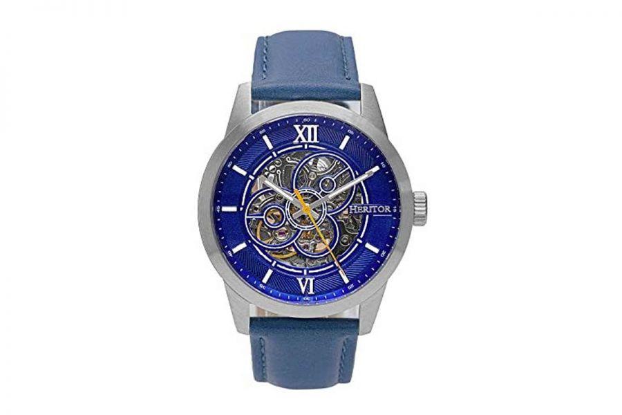 Heritor Jonas Automatic HERHR9503 Heren Horloge 43mm 10 ATM