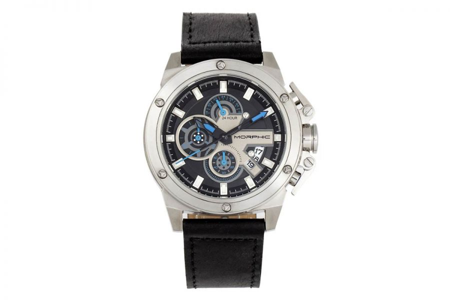 Morphic MPH8101 Chronograph Series Leather