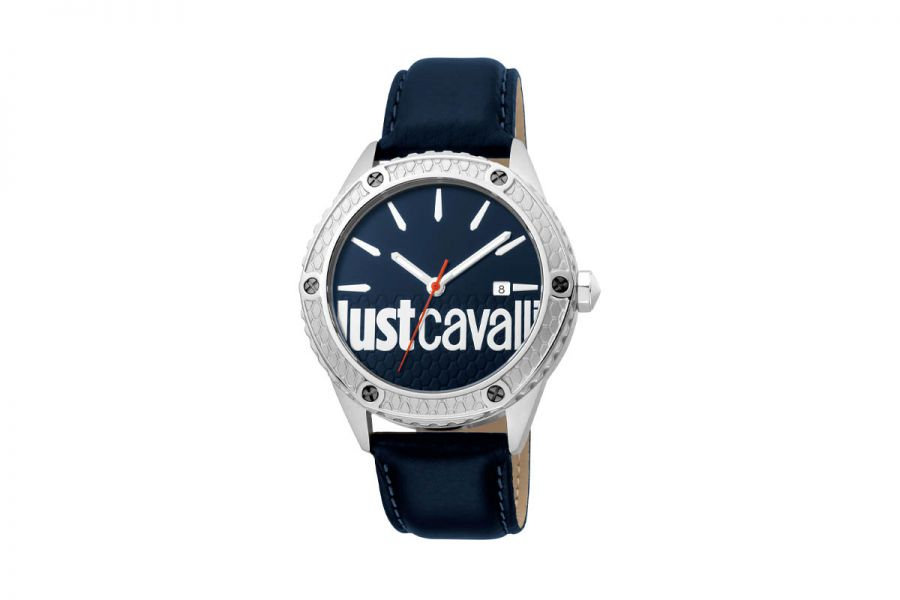 Just Cavalli Young JC1G080L0035 Heren Horloge 44 mm WR 100mt
