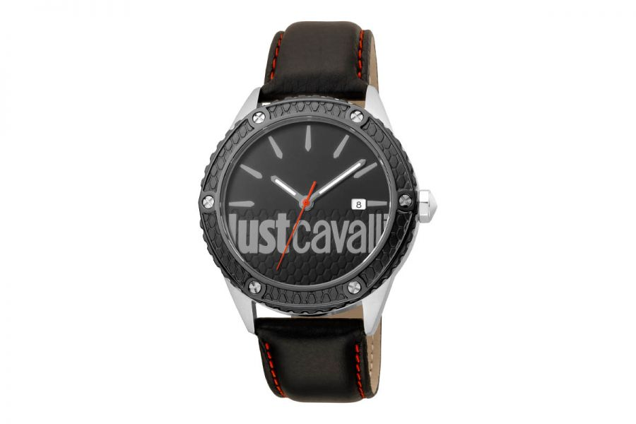 Just Cavalli Young JC1G080L0045 Heren Horloge 44 mm WR 100mt