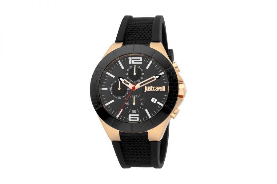 Just Cavalli Sport JC1G081P0055 Heren Horloge 44 mm WR 100mt