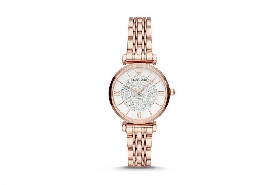 Emporio Armani AR11244 Dames Horloge 32mm 3 ATM