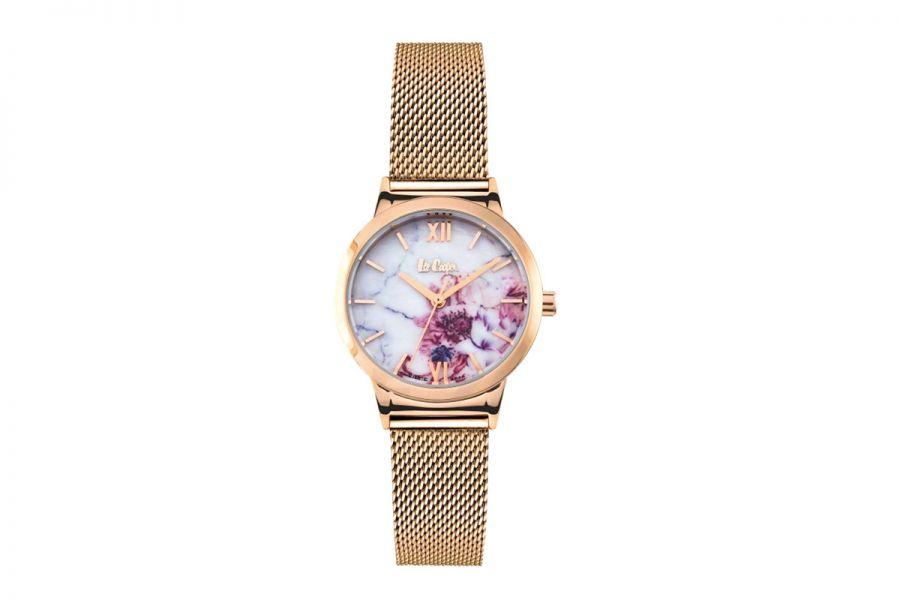 Lee Cooper LC06666.430 Dames Horloge 30mm
