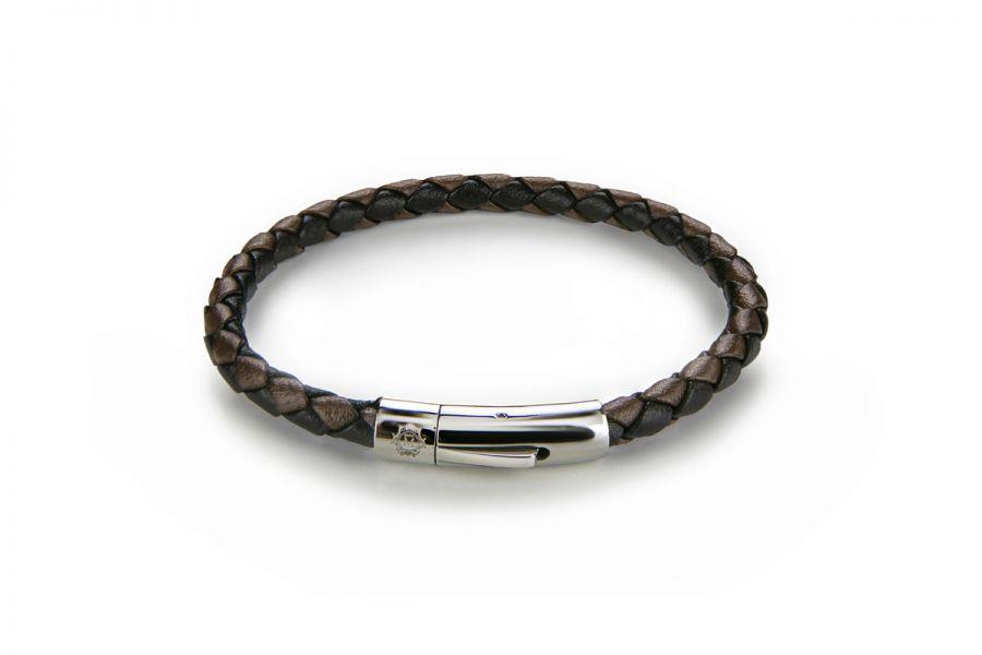 Monomen Jewelry MM10840SBO Armband Heren Maat 22 cm
