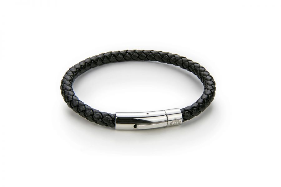 Monomen Jewelry MM10824SB Armband Heren Maat 20,8 cm