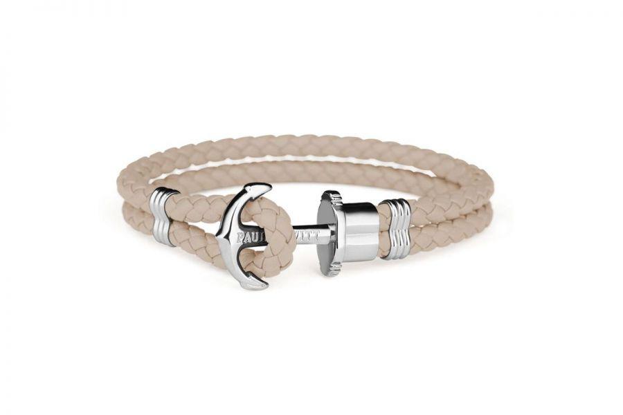 Paul Hewitt PHPHLSH Armband Leer - Maat XS - S- XL - XXXL