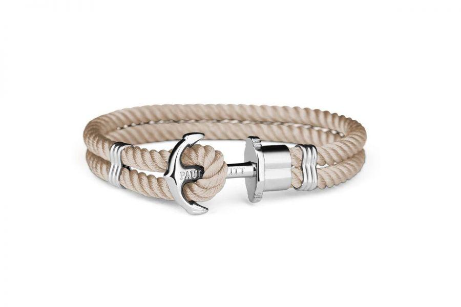 Paul Hewitt PHPHNSH Armband Nylon - Maat XS - XXL -XXXL