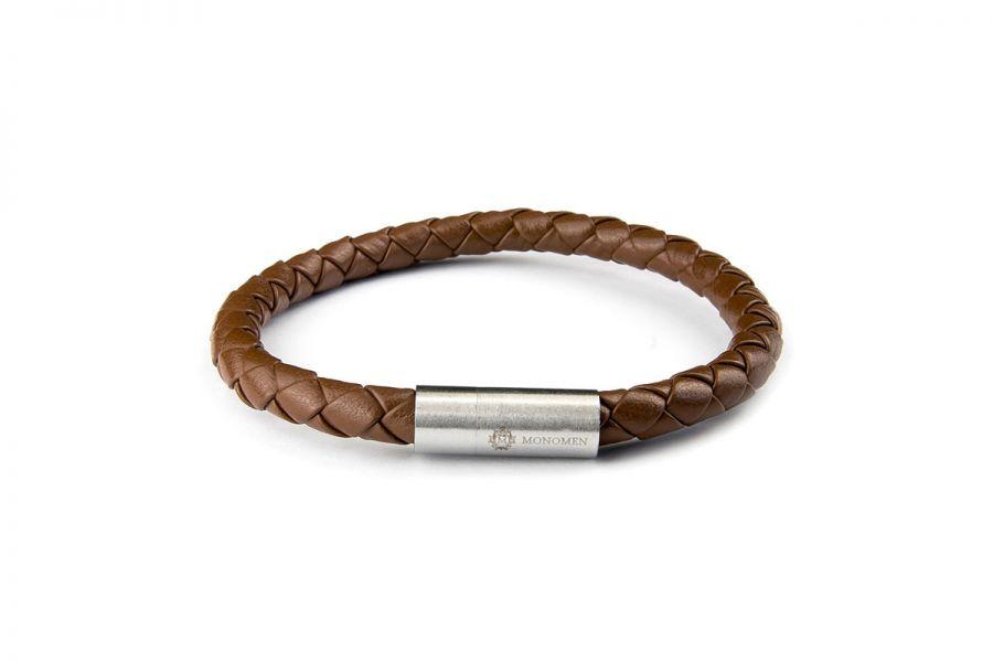 Monomen Armband MM10817 Heren 21 cm
