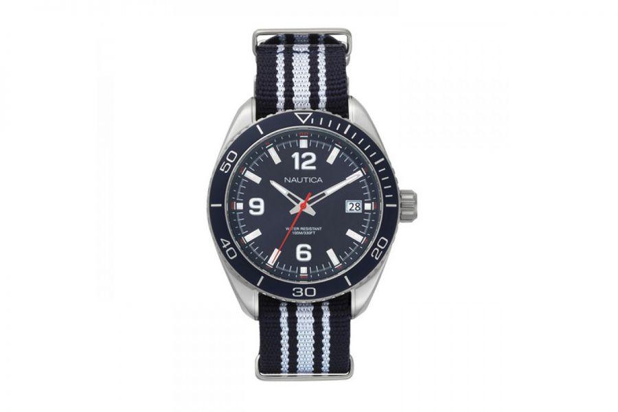 NAUTICA NAPKBN001 Heren Horloge 46MM 10ATM