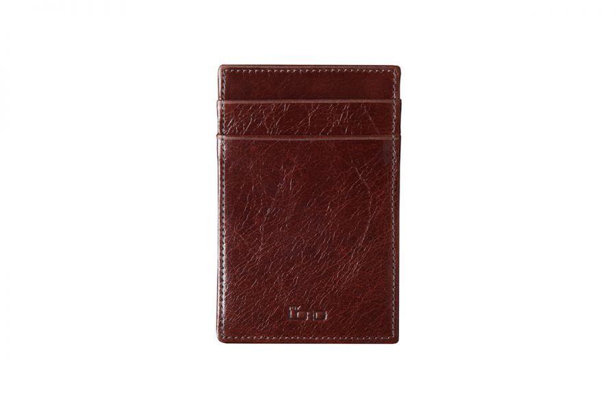 My Lord Magic Wallet Chestnut Pocket Classic CLA.004