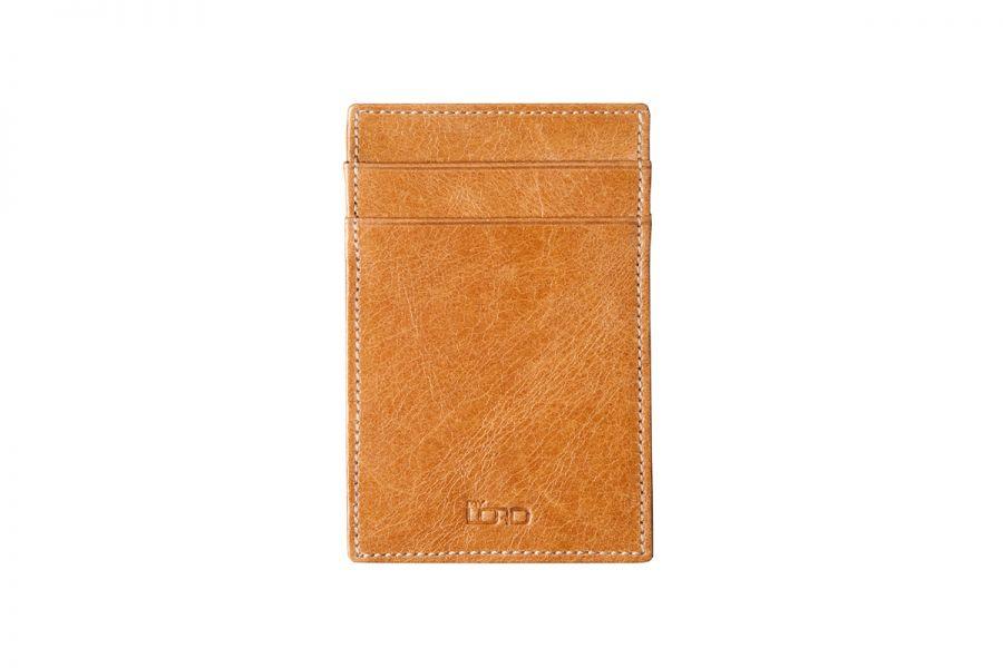 My Lord Magic Wallet Cognac Classic CLA.005