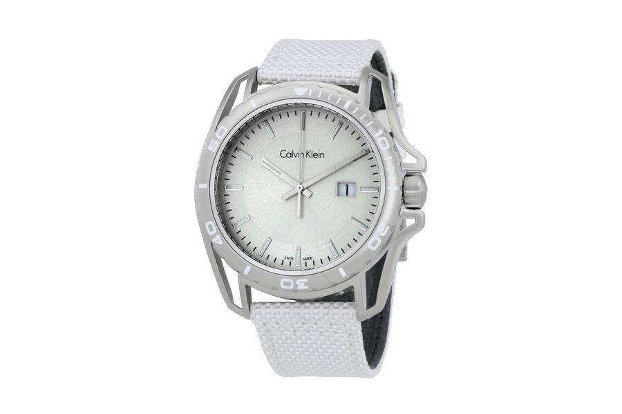 Calvin Klein K5Y31VK6 Heren Horloge 43 mm