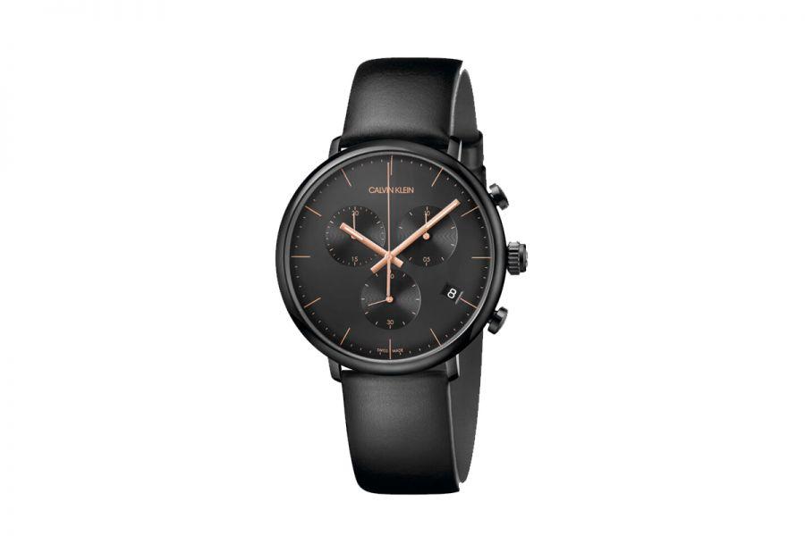 Calvin Klein K8M274CB Heren Horloge 43 mm