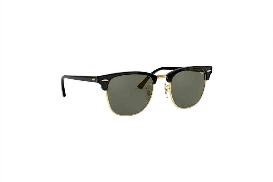 Ray-Ban Sunglasses RB3016 901/58 51 Clubmaster Original 51x21x135