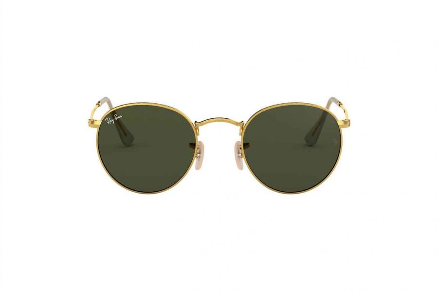 Ray-Ban Sunglasses RB3447 001 50 Round 50x21x140